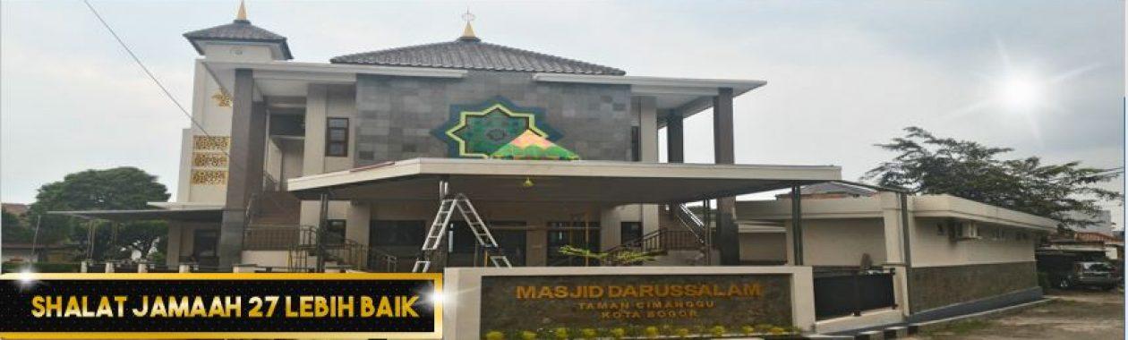 Masjid Darussalam Taman Cimanggu